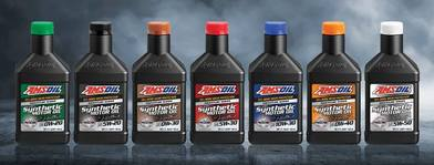 AMSOIL Signature Oil